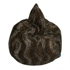 Classic Quatro Medium - Leopard Plush