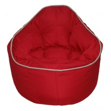 Original Pear - Red with Beige piping Polyester