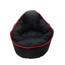 Original Pear - Black with Red piping NCV