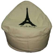 Manta Small - Cream Polyester 'Paris''